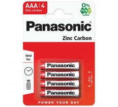 Panasonic AAA 4 Pack x 12