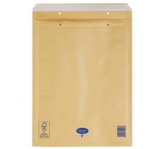 County Manilla Bubble Envelopes 10's F 220 x 340mm
