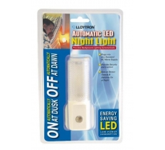 Lloytron Automatic LED Safety Night Light