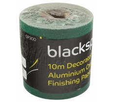 BLACKSPUR ALUMINIUM OXIDE FINISHING PAPER - GRADE 60