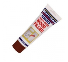 BARTOLINE WOOD FILLER BROWN 300g SQUEEZY TUBE
