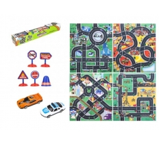 CHILD 80X70CM PLAY MAT WITH ACCESSORIES