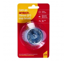"AMTECH 3"" CUP BRUSH"