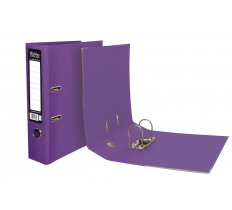 BRIGHTS LEVER ARCH A4 PURPLE