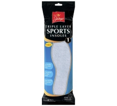 TRIPLE LAYER SPORTS INSOLES