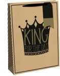 KING FOR THE DAY MEDIUM BAG