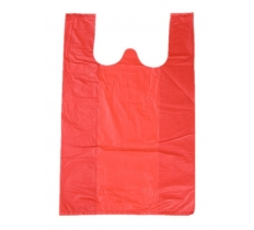 "Eagle Red Deluxe Carrier Bag ( 11"" x 17"" x 21"") x 1000"