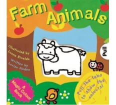 Magic Colour: Farm Animals