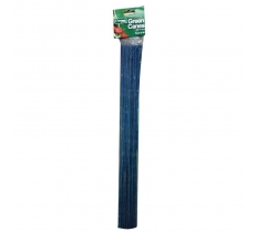 60CM SPLIT GREEN GARDEN CANES 20 PACK