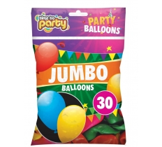 Birthday Balloons 30pk