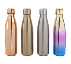 STAINLESS STEEL DOUBLE WALL DRINKING BOTTLE