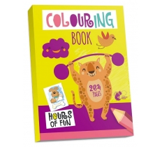 Colouring Book (264 Pages)