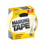 MASKING TAPE 50mX24mmX0.13mm