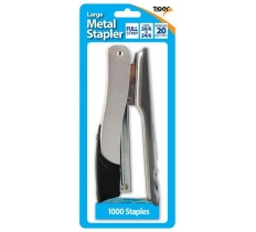 Deluxe Large Metal Stapler 26/6