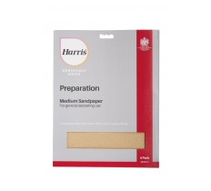 HARRIS SANDPAPER MEDIUM