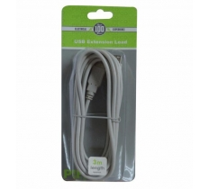 3M USB EXTENSION LEAD