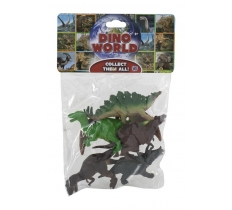 NATURAL WORLD BAG OF DINOSAURS
