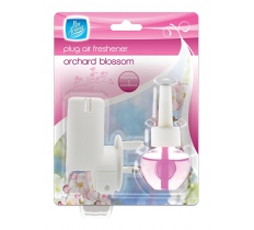 PLUG IN AIR FRESHENER ORCHARD BLOSSOM