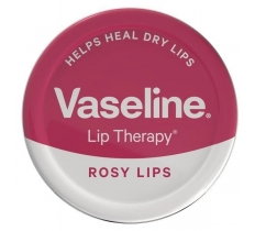 VASELINE LIP THERAPY PETROLEUM JELLY ROSY LIPS 20g X 12