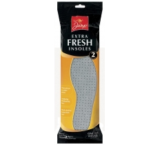EXTRA FRESH INSOLES 2 PACK