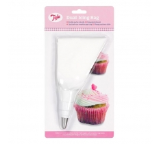 Tala Dual Colour Icing Bag & S/S Nozzle