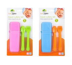 5pk Travel Cutlery Set