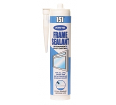 Frame Sealent White