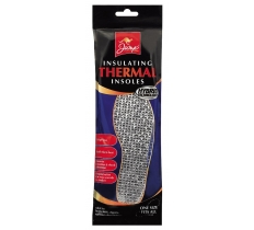 INSULATING THERMAL INSOLES