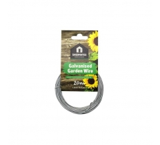 GARDEN 1.2MM GALVANISED WIRE 20M