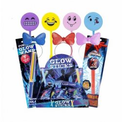 LIGHT UP & GLOWING TOYS
