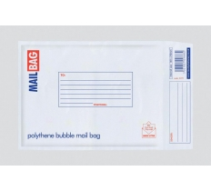 Polythene Bubble Bags Small 170 x 260mm 10 Pack