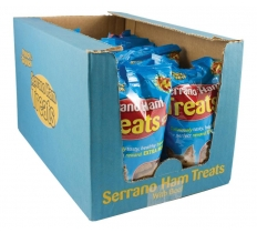 SERRANO HAM TREATS WITH BEEF