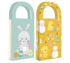 4 PACK EASTER TREAT BAGS