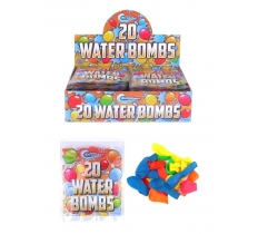 WATER BOMB 20 PACK X 48 13p each