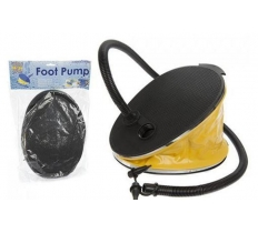 BELLOWS FOOT PUMP WITH ATTACHABLE HOSE 6L