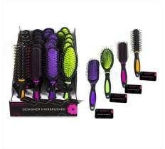 DESIGNER HAIR BRUSHES