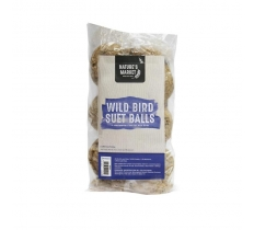 WILD BIRD SUET FAT BALLS 6 PACK