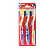 Adult Toothbrush 3 Pack