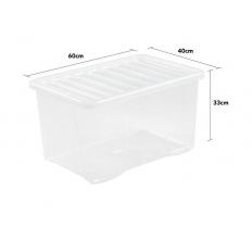 Crystal 60L Box and Lid