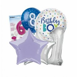 PARTY BALLOONS & WEIGHTS
