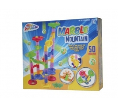 50 Piece Marble Race Game