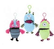 15CM WORRY MONSTER CLIP ON