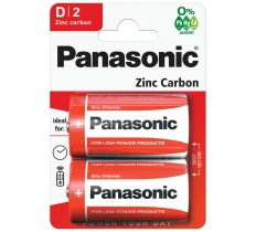 Panasonic D 2 Pack x 12