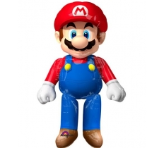 SUPER MARIO AIR WALKER 36X60""