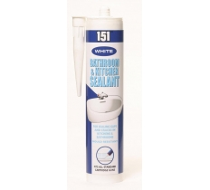 Cartridge: Bathroom & Kitchen Sealant