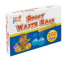 DOGGY WASTE BAG 200 PACK