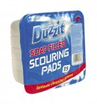 Soap Filled Scourers (15 Pack)