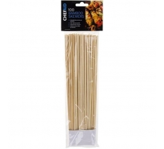 Chef Aid Bamboo 25.5cm 10 inch Skewer Pk100