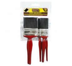 5 Piece Paint Brush Set (Kingfisher)