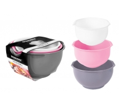 MIXING BOWLS PACK OF 3